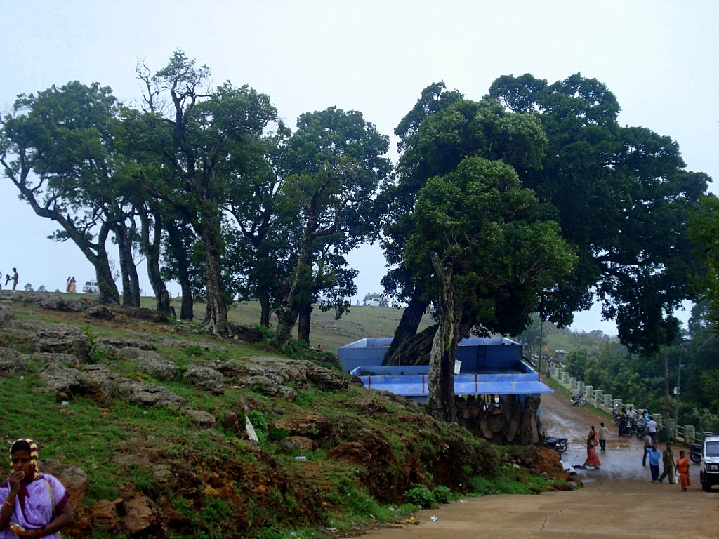 yercaud servarayan temple